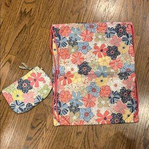 Thirty-one cinch bag & accessory bag